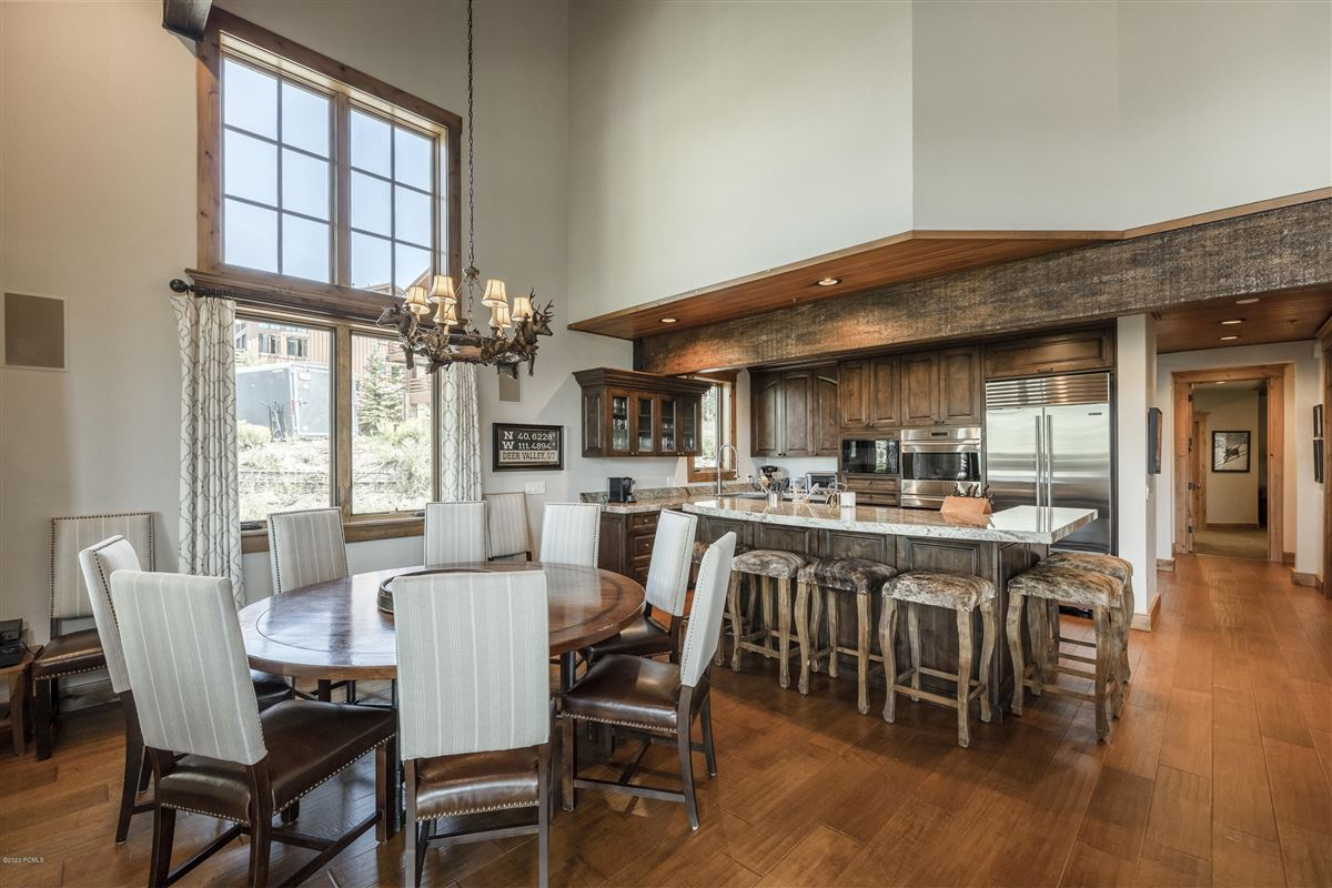 Free Standing Deer Valley Home with Incredible Views luxury real estate