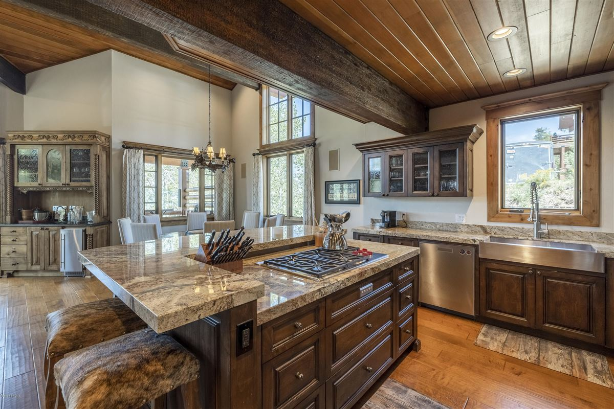 Luxury properties Free Standing Deer Valley Home with Incredible Views
