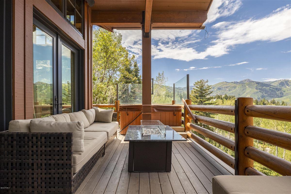 Luxury homes in Free Standing Deer Valley Home with Incredible Views