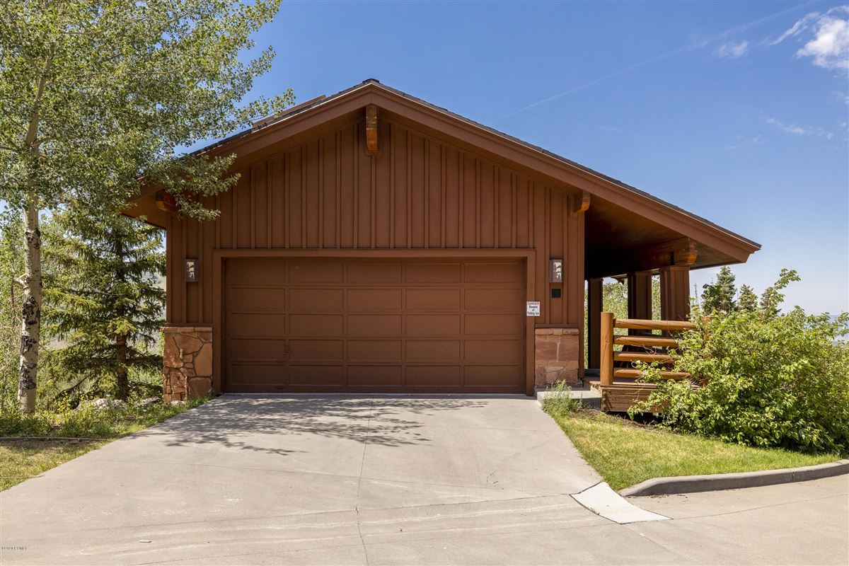 Luxury homes Free Standing Deer Valley Home with Incredible Views