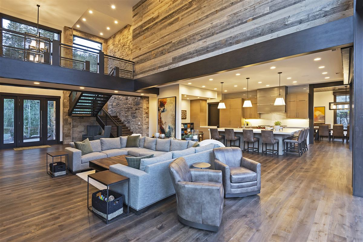 Luxury homes Stunning and Serene Ski-in ski-out home in Park City