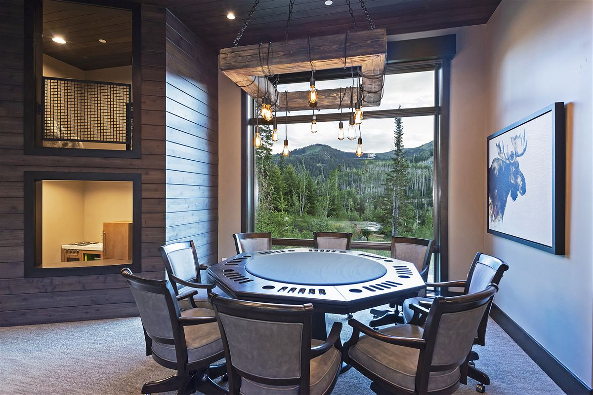 Luxury homes in Stunning and Serene Ski-in ski-out home in Park City