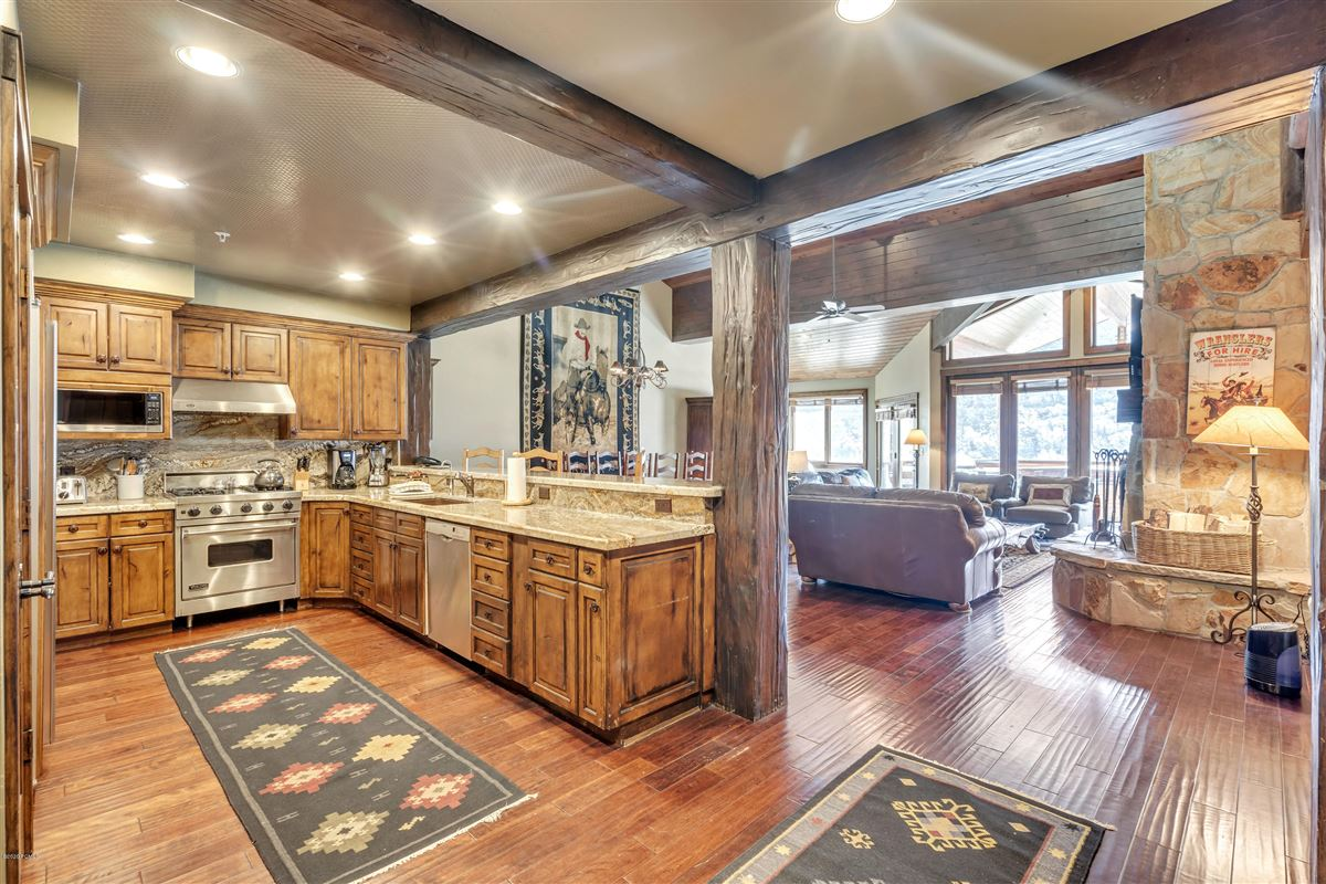 Luxury real estate Deer Valley ski condo
