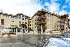 Luxury properties Deer Valley ski condo