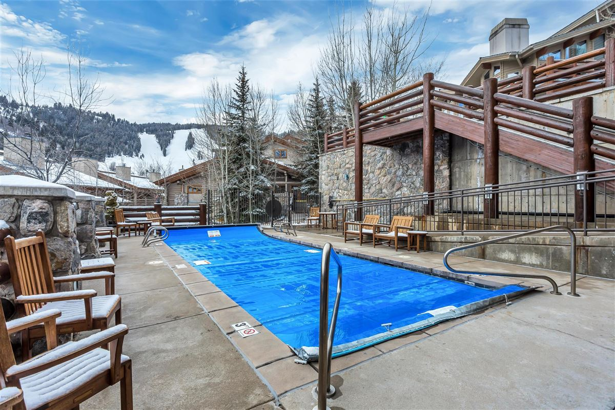 Deer Valley ski condo luxury properties