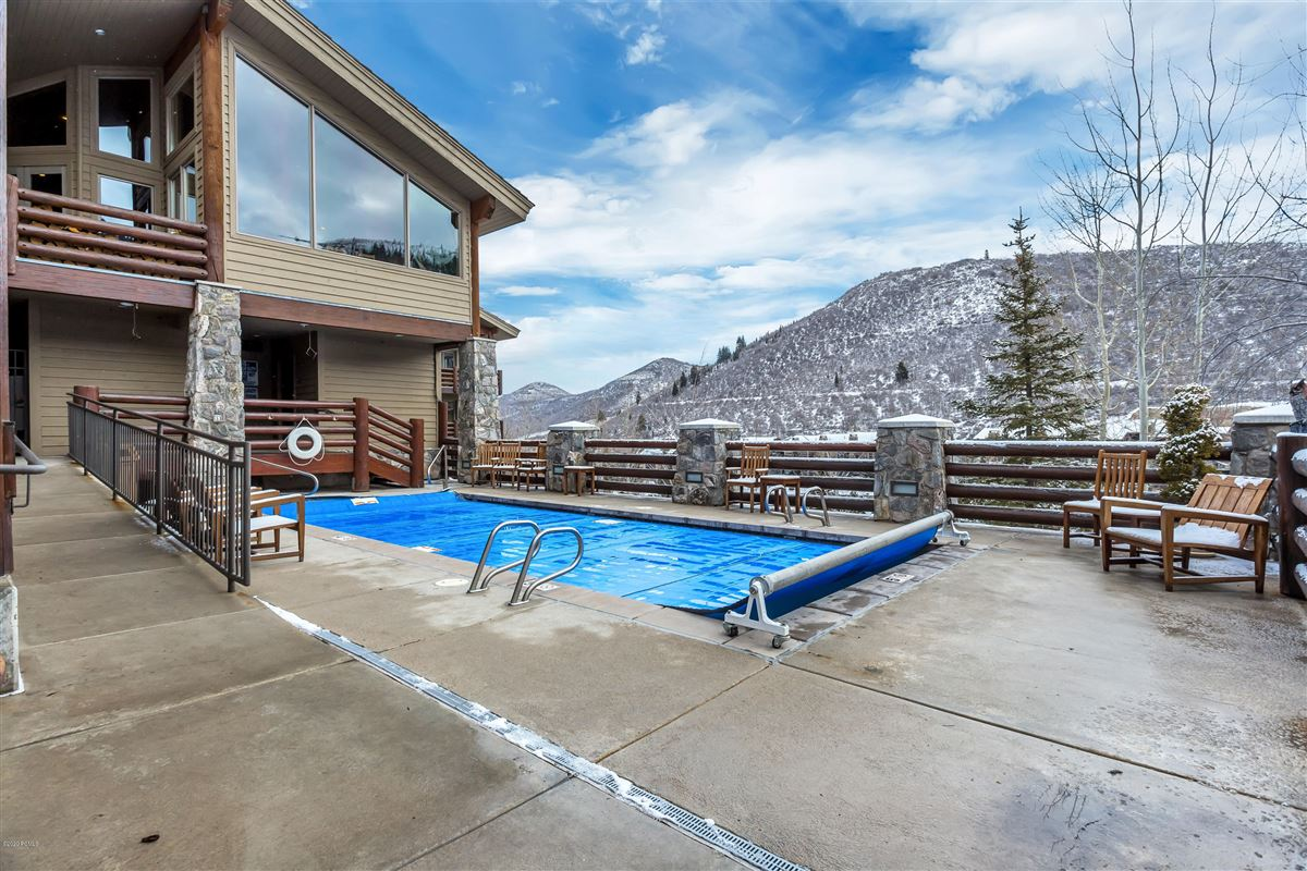 Mansions Deer Valley ski condo