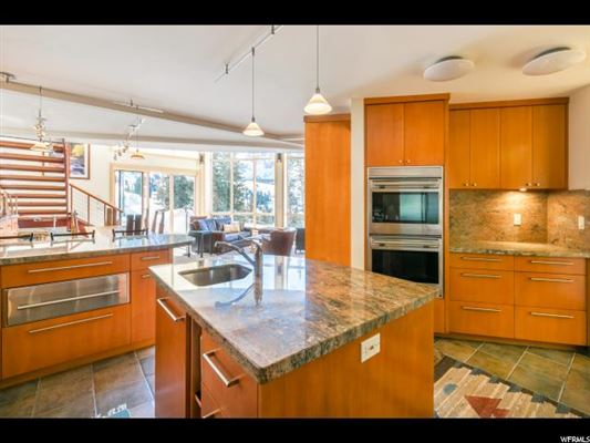 Alta Ski Home luxury real estate
