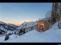 Luxury real estate Alta Ski Home