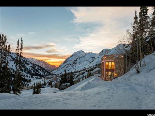 Luxury properties Alta Ski Home