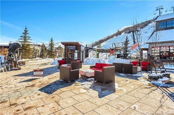 Luxury homes Ski In Ski Out Resort Penthouse