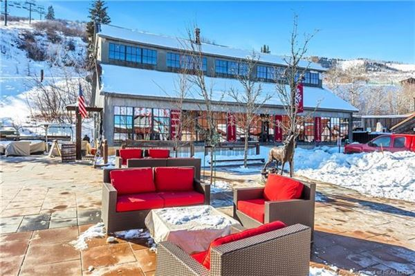 Mansions Ski In Ski Out Resort Penthouse
