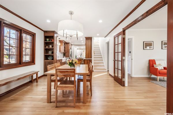 home Ideally situated near Laird Park luxury real estate
