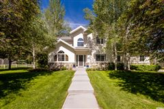 Magnificent Outdoor Living Mountain Home with Tranquil Seasonal Stream luxury real estate