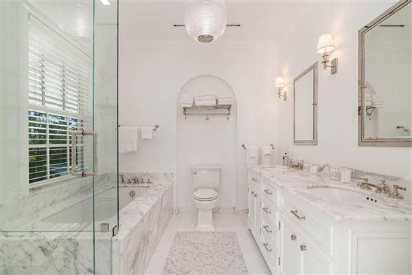 sensational bermuda style house in palm beach luxury homes