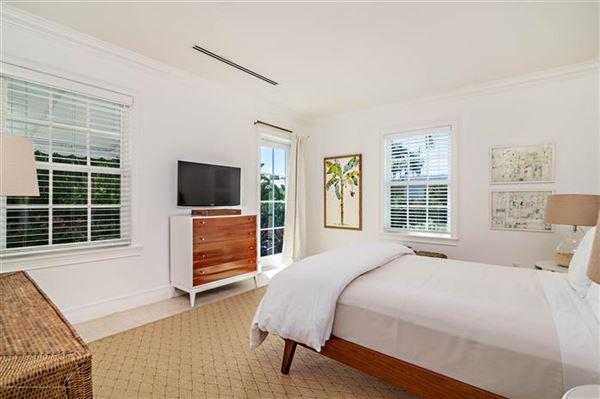 Luxury real estate sensational bermuda style house in palm beach