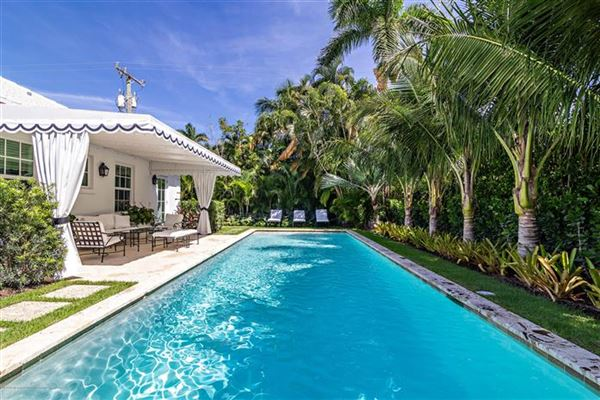 sensational bermuda style house in palm beach luxury real estate