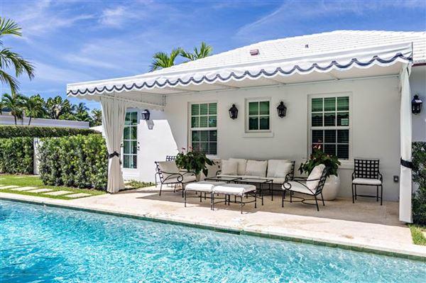 Luxury properties sensational bermuda style house in palm beach