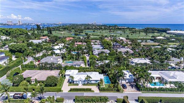 sensational bermuda style house in palm beach luxury properties