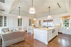 Bermuda style home on Everglades Island  luxury properties