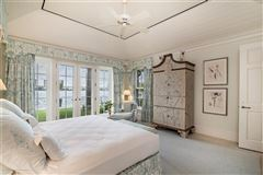 Bermuda style home on Everglades Island  mansions