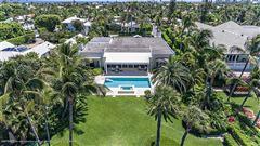 Luxury properties Fabulous updated Regency style waterfront home