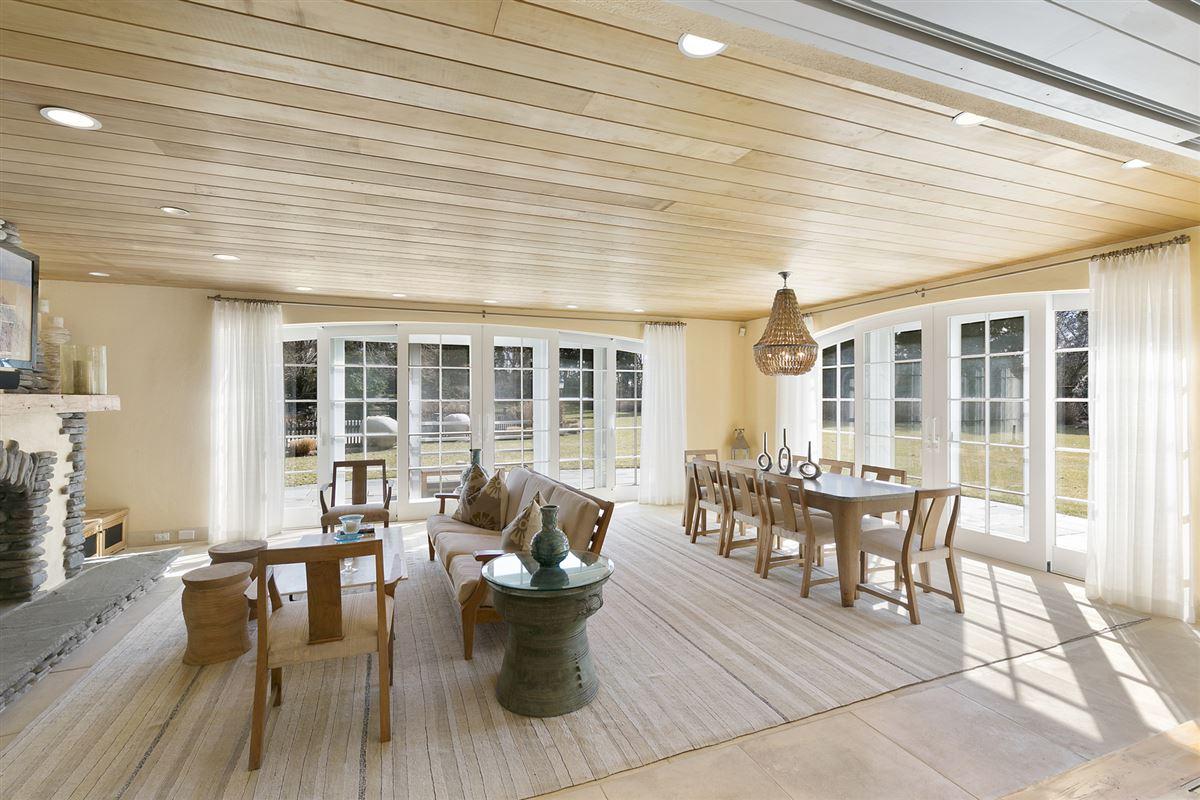 Luxury properties a dramatic yet peaceful setting