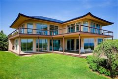 Luxury properties Extraordinary oceanfront property in Montauk