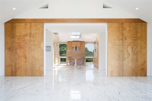 Extraordinary oceanfront property in Montauk luxury properties