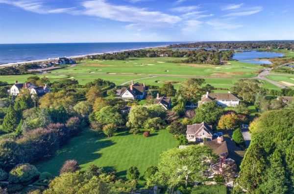 Elegant East Hampton Compound