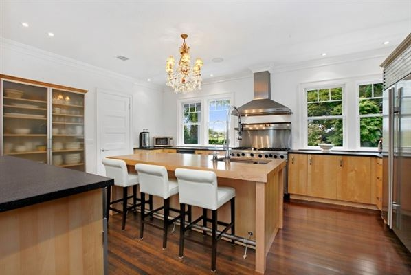 Luxury real estate Elegant East Hampton Compound