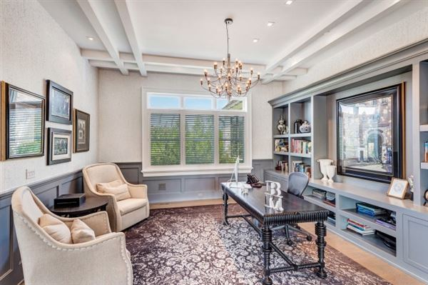 ESTATE ON PRESTIGIOUS MEADOWLARK LANE luxury real estate