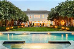 Luxury real estate masterfully executed south-of-the-highway estate