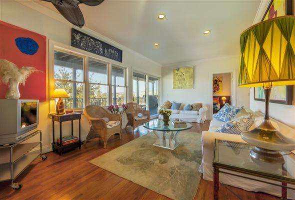 A spacious retreat luxury homes
