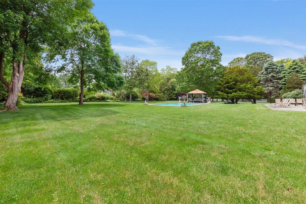 Luxury homes Rare two acres in prime village location