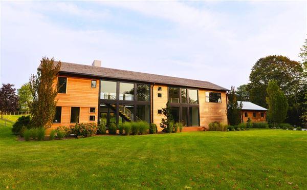 High Quality Modern Barn Residence New York Luxury Homes