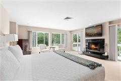 Luxury homes in pristine Post Modern home situated in a lovely cul-de-sac