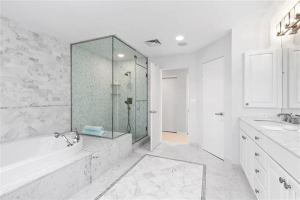 Luxury properties pristine Post Modern home situated in a lovely cul-de-sac