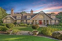 Luxury real estate a spectacular custom built home