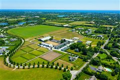 Luxury real estate iconic 65 acre Two Trees Farm