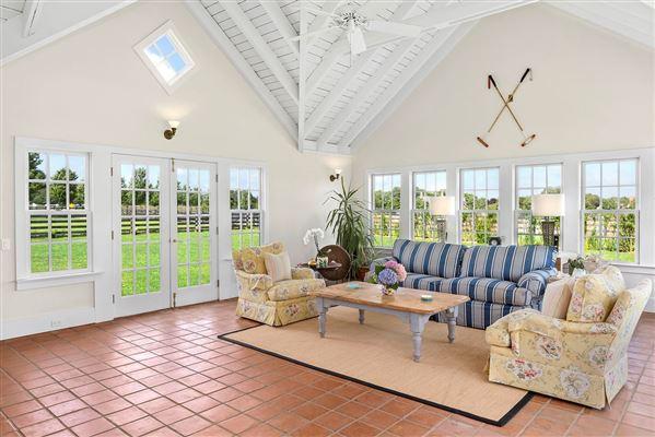 iconic 65 acre Two Trees Farm luxury homes