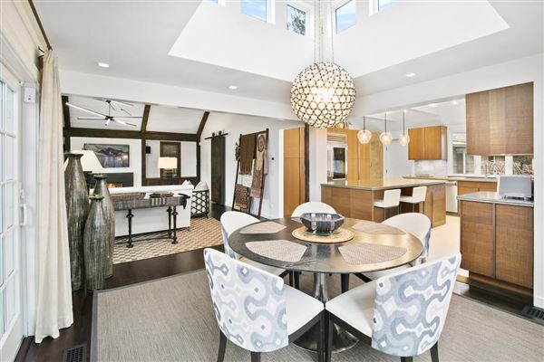 quality home in East Hampton Village luxury homes