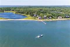 Luxury real estate exceptional bayfront property