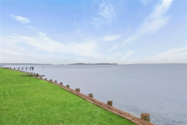 Luxury homes exceptional bayfront property