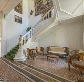 Mansions in Château Napoleon III style fully restored