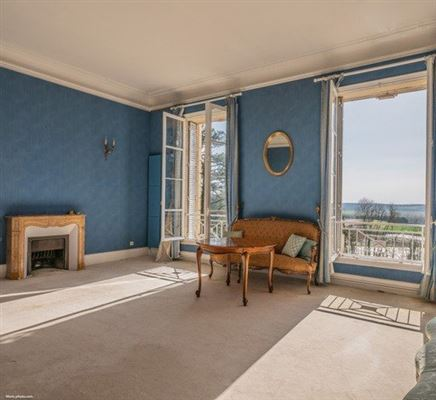 Luxury properties Château Napoleon III style fully restored