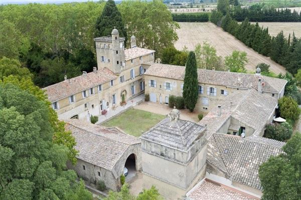 Mansions in unique property