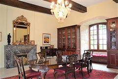 Luxury homes in tastefully renovated property