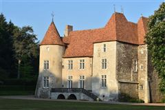 Luxury homes in built between the XII and the XVII centuries