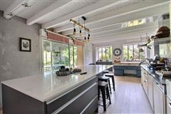 Luxury homes in renovated with care