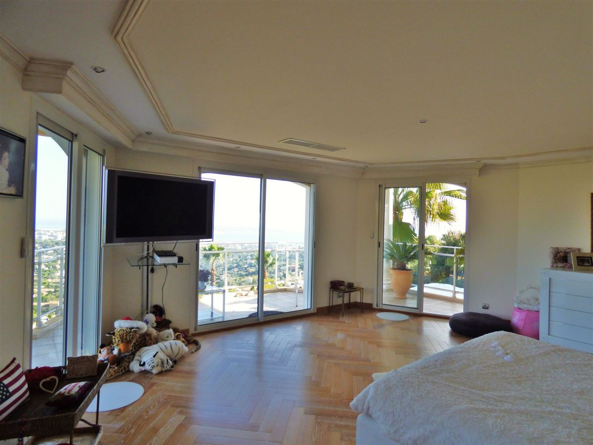 Luxury homes in PROPERTY GOLFE JUAN WITH PANORAMIC VIEWS